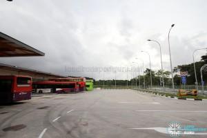 Changi Business Park Bus Terminal - Vehicle Concourse