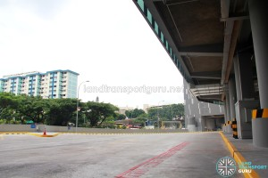 Clementi Bus Interchange - Parking lots