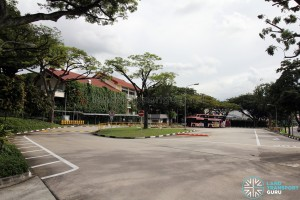 Kent Ridge Bus Terminal - Bus Park