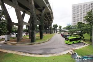 Marina Centre Bus Terminal - Bus Park