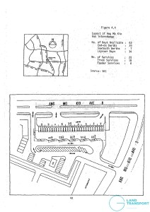 Layout of Old Ang Mo Kio Bus Interchange