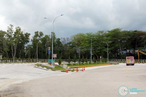 Upper East Coast Bus Terminal - Completed Expansion (Parallel lots)
