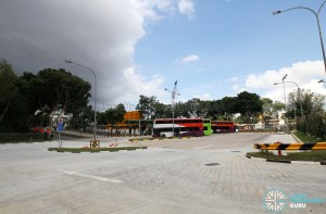 Upper East Coast Bus Terminal - Completed Expansion (Exit and expanded lots)