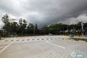 Upper East Coast Bus Terminal - Completed Expansion (Entrance)