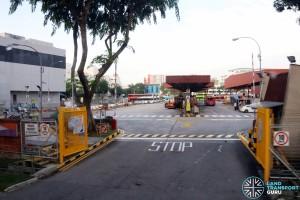Ang Mo Kio Depot entrance