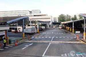 SMRT Ang Mo Kio Depot entrance