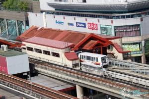 Choa Chu Kang Station