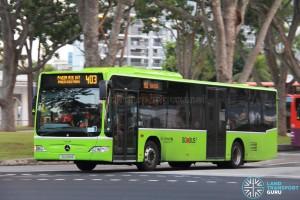Go-Ahead Mercedes-Benz Citaro (SG1058R) - Service 403