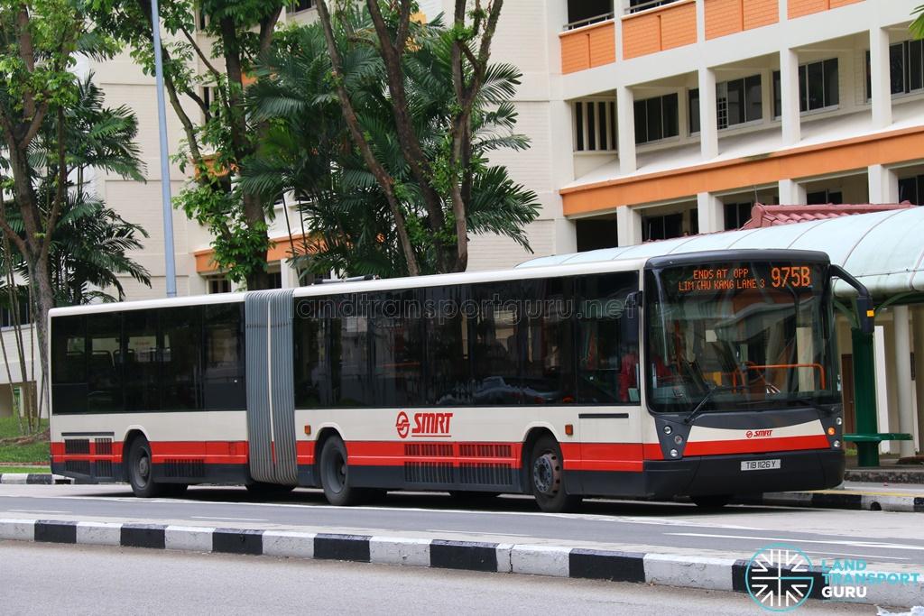 SMRT Mercedes-Benz O405G