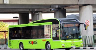 SMRT MAN NL323F (SG1724B) - Service 925