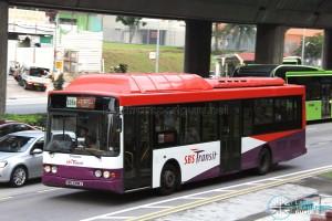 SBS Transit Volvo B10BLE CNG (SBS2998J) - Service 105B