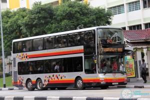 SMRT MAN A95 (SG5741A) - Service 860