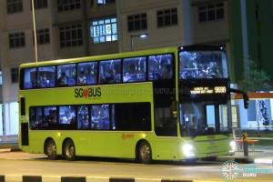 SMRT MAN A95 (SG5793A) - Service 969A
