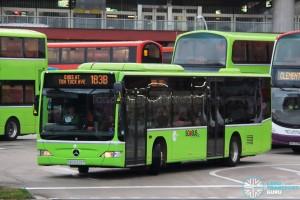 Tower Transit Mercedes-Benz Citaro (SBS6329P) - Service 183B