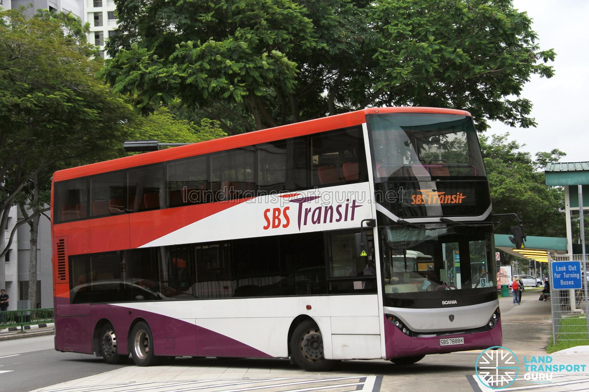 SBS Transit Scania K310UD
