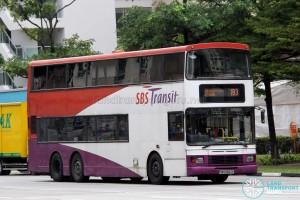 SBS Transit Volvo Olympian (SBS9652K) - Service 193