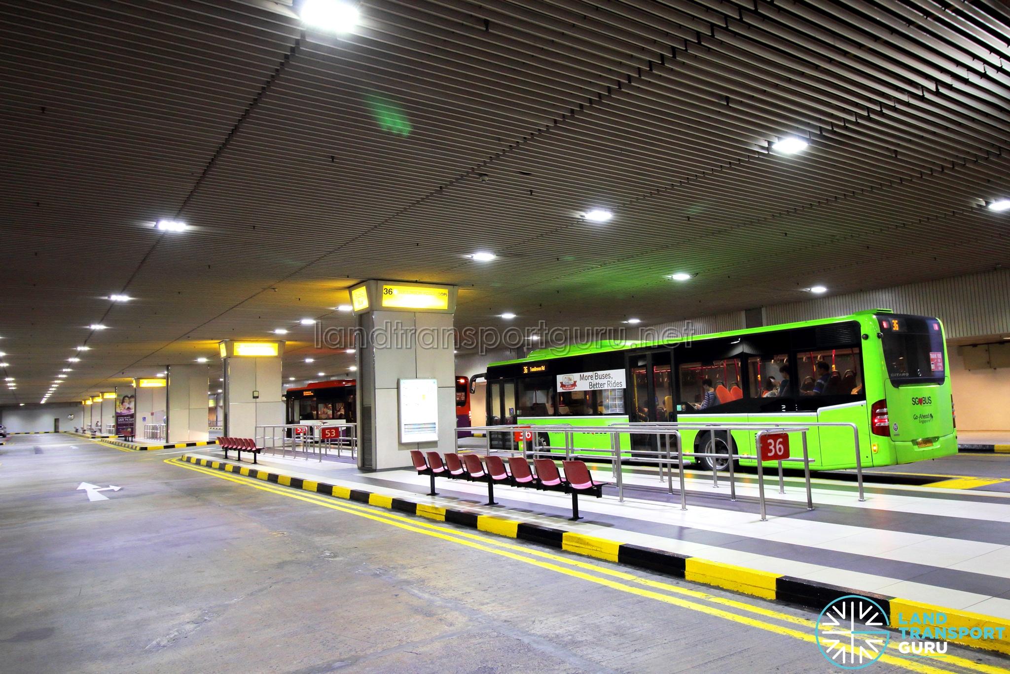 Changi Airport Terminal 2 Basement - Rear view   Land ...