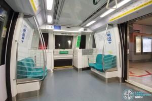 Alstom Metropolis C830 - Car end