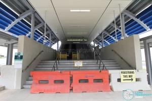 Gul Circle MRT Station - Exit B