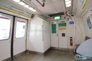 Kawasaki Heavy Industries C151 - Emergency Exit and Signalling equipment housing