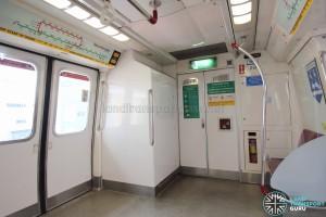Kawasaki Heavy Industries C151 - Emergency Exit and Signalling equipment housing