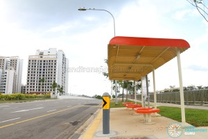 New Bus Stop: BS65569, Opp Waterway Pri Sch, Punggol East
