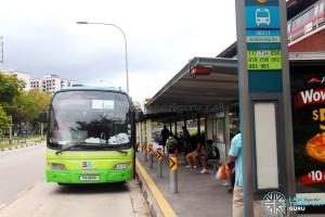 Sembawang Shopping Centre Shuttle - Sembawang Pickup Point