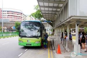 Sembawang Shopping Centre Shuttle - Yishun Pickup Point