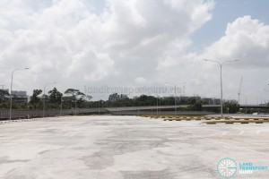 Ulu Pandan Bus Depot - Bus Park