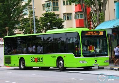 Go-Ahead Feeder Bus Service 381