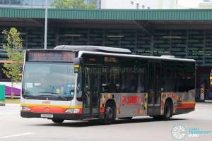 SMRT Mercedes-Benz Citaro (SMB140P) - Service 800