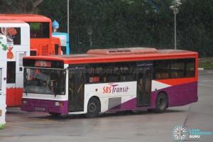 SBS Transit Volvo B10M MkIV DM3500 (SBS2826Y) - Service 95