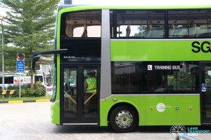 MAN Lion's City DD L (SG5999Z) - Training Bus