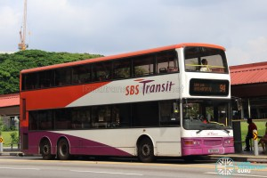 SBS Transit Dennis Trident (SBS9687K) - Service 94