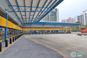 Compassvale Bus Interchange - Bus Park