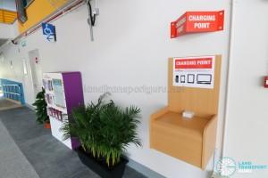 Compassvale Bus Interchange - Charging Point