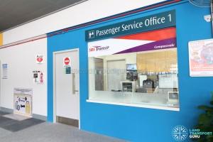 Compassvale Bus Interchange - Interchange Office