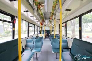 Dennis Lance (Mandai Express) Interior: Front to Back