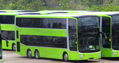 MAN A95 (SG5811G) in Lush Green base colors, yet to be registered