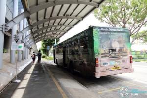 Mandai Express - Khatib MRT Station Pickup Point