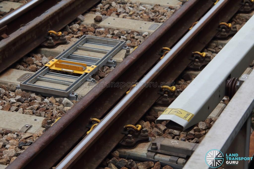 NSEWL 750V DC Third Rail