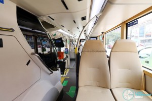 MAN Lion's City DD L Concept Bus (SG5999Z) - Lower Deck seating