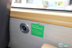 MAN Lion's City DD L Concept Bus (SG5999Z) - USB Charging Port