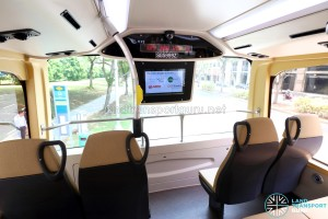 MAN Lion's City DD L Concept Bus (SG5999Z) - Upper Deck Front with PIDS
