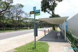 Bus Stop 93149 (Siglap Link) along Siglap Link