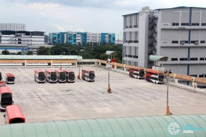 Soon Lee Bus Depot - Open-air parking lots