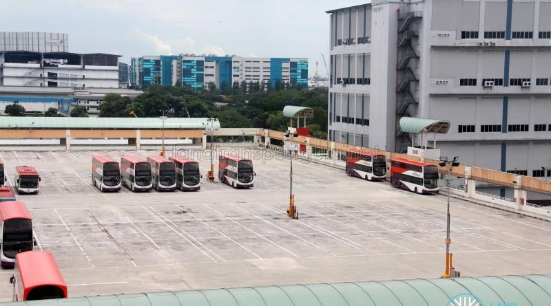 Soon Lee Bus Depot - Open-air parking lots