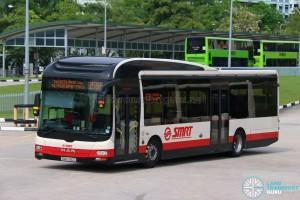 SMRT MAN NL323F A22 (SMB1390C) - Service 859B