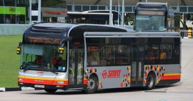 SMRT Buses MAN A22 (SMB1580X) - Service 882