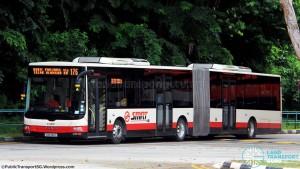 SMRT MAN NG363F A24 (SMB388S) - Service 176
